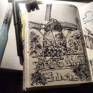 Katja Schmitt Zons Sketchbook 03