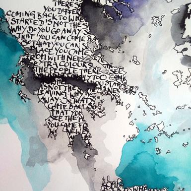 Katja_Schmitt_Cartographers Art_Greece_Ink_Watercolour