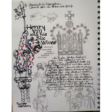Katja_Schmitt_Hampton_Court_Project_Travel Art 13