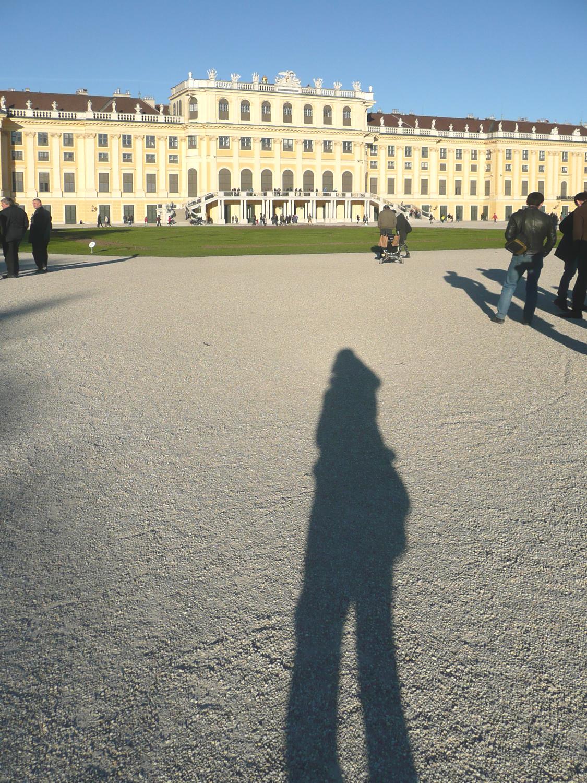 Katja Schmitt Vienna Wien Autumn Herbst Sight Schoenbrunn