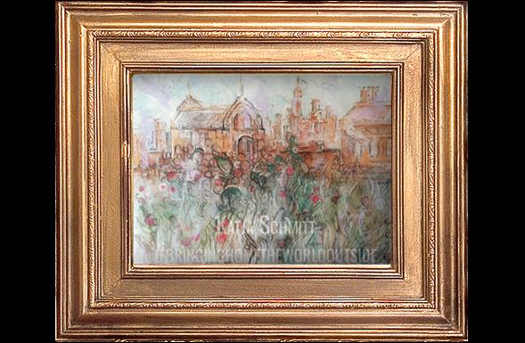 Katja_Schmitt_Hampton_Court_03_Pastel_Painting_frame