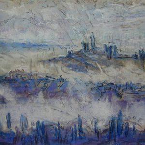 Katja_Schmitt_Toscana_Blues_Pastel_Painting 2