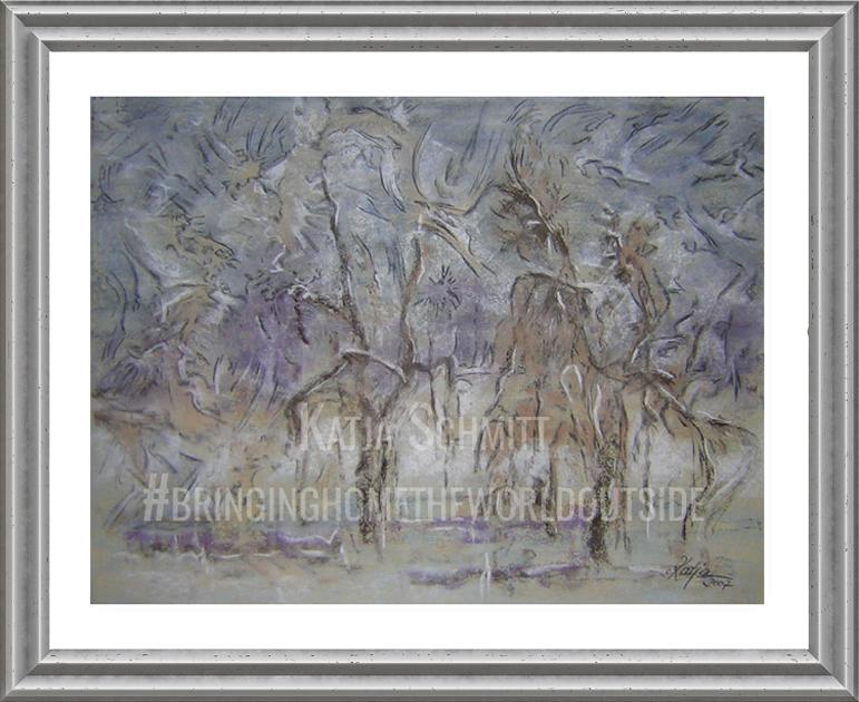 Katja_Schmitt_Winter_Pastel_Painting_Frame