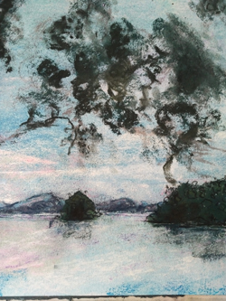 Katja Schmitt New Zealand Bay of Islands Making of 3