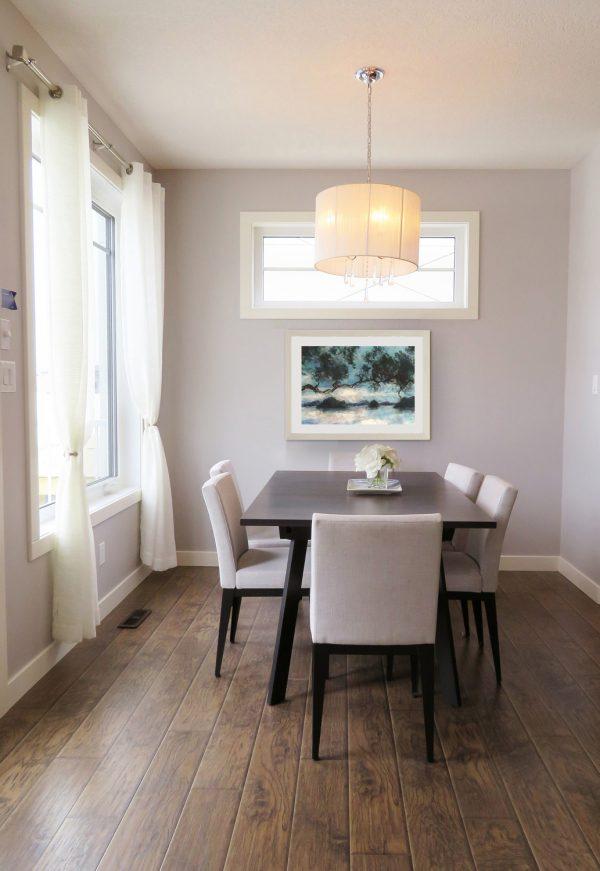 Katja Schmitt New Zealand Bay of Islands Pastel Painting Interior Dining Room