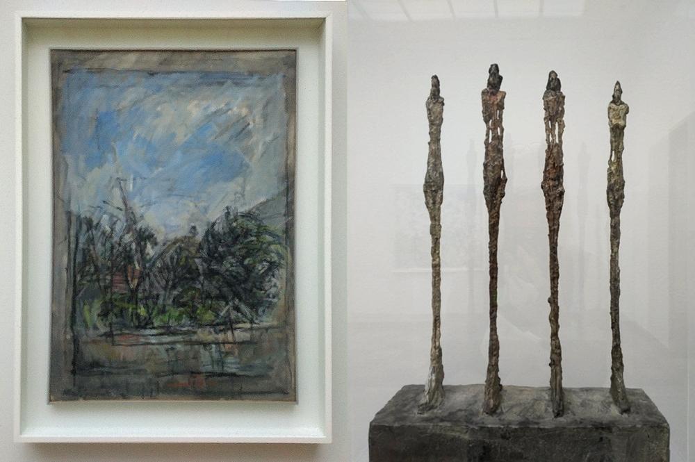 Katja Schmitt Basel Art Kunst Museum Alberto Giacometti