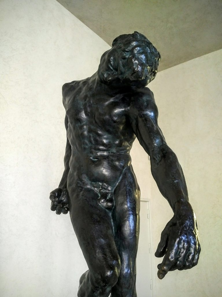 Katja Schmitt Basel Art Kunst Museum Auguste Rodin