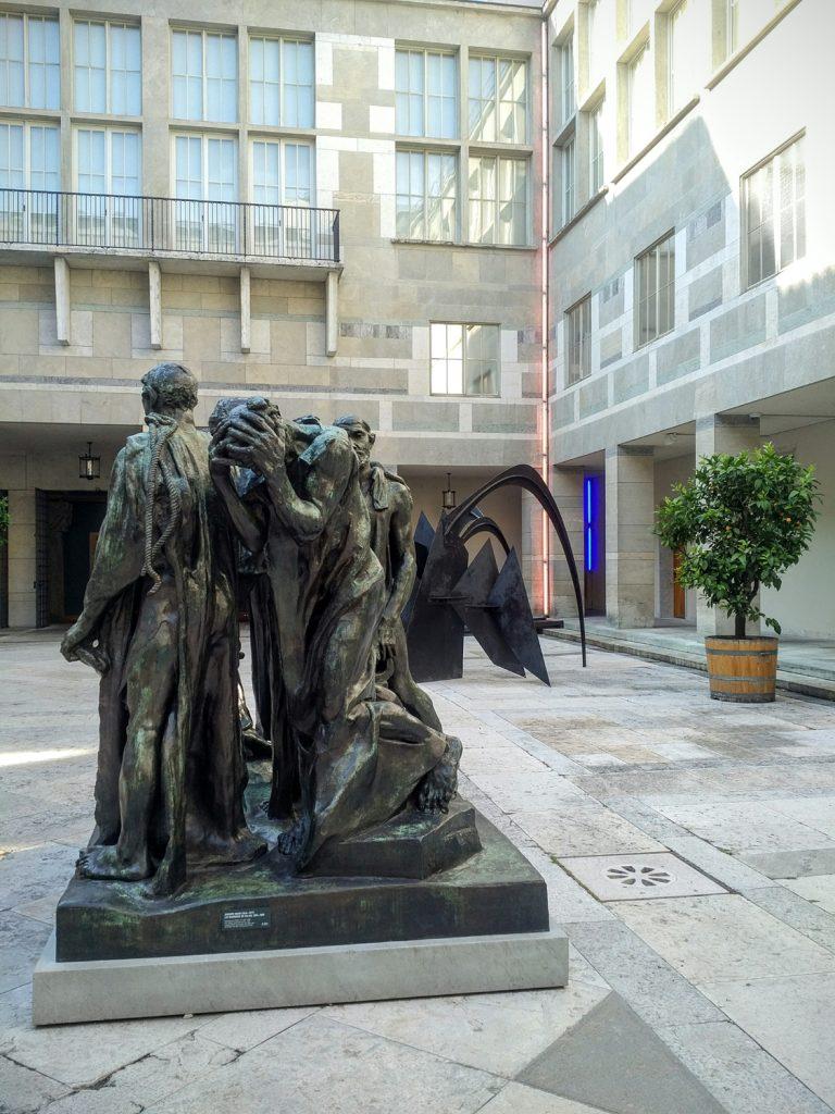 Katja Schmitt Basel Art Kunst Museum Auguste Rodin Alexander Calder