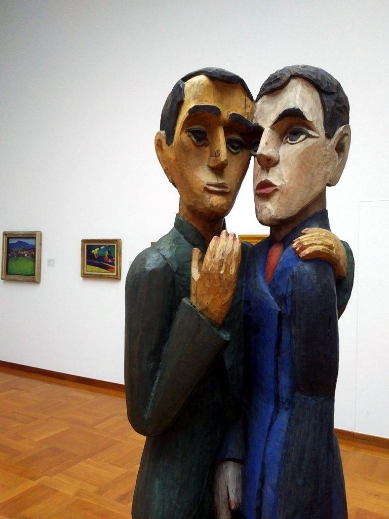 Katja Schmitt Basel Art Kunst Museum Ernst Ludwig Kirchner