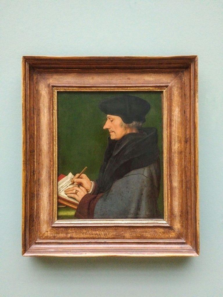Katja Schmitt Basel Art Kunst Museum Holbeini