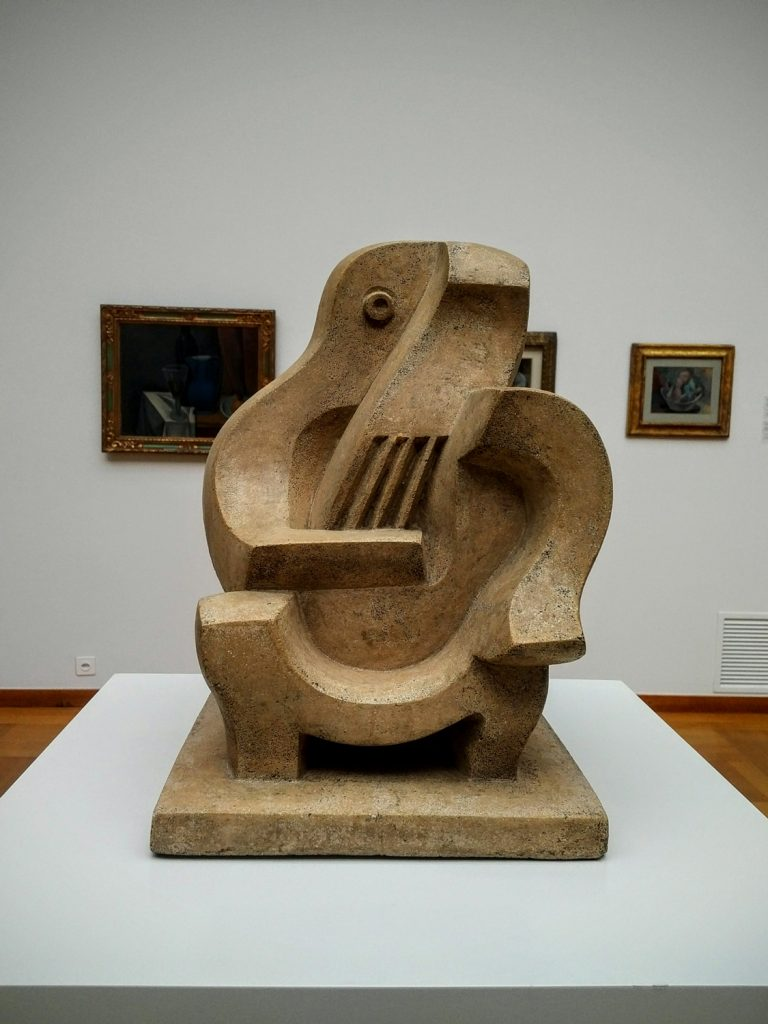 Katja Schmitt Basel Art Kunst Museum Jacques Lipchitz