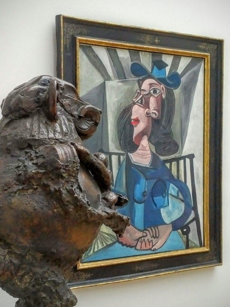 Katja Schmitt Basel Art Kunst Museum Picasso
