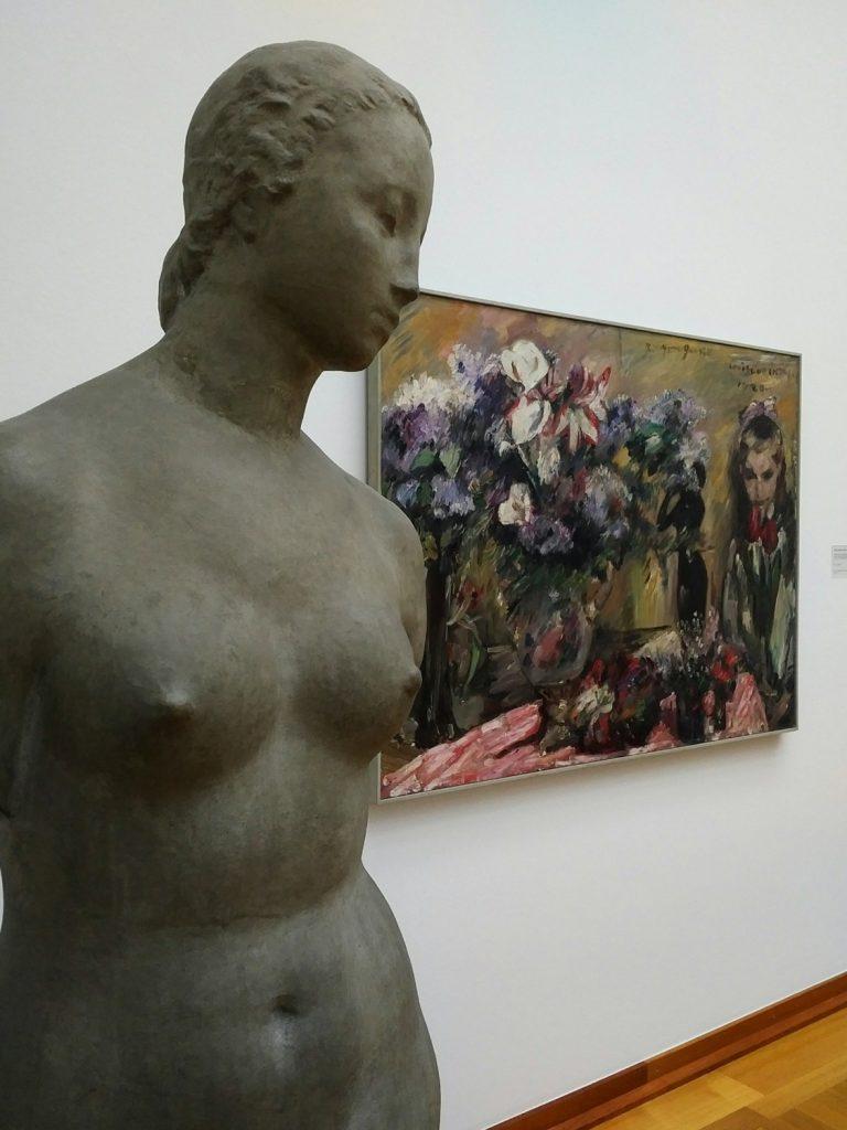 Katja Schmitt Basel Art Kunst Museum Wilhelm Lehmbruck Lovis Corinth
