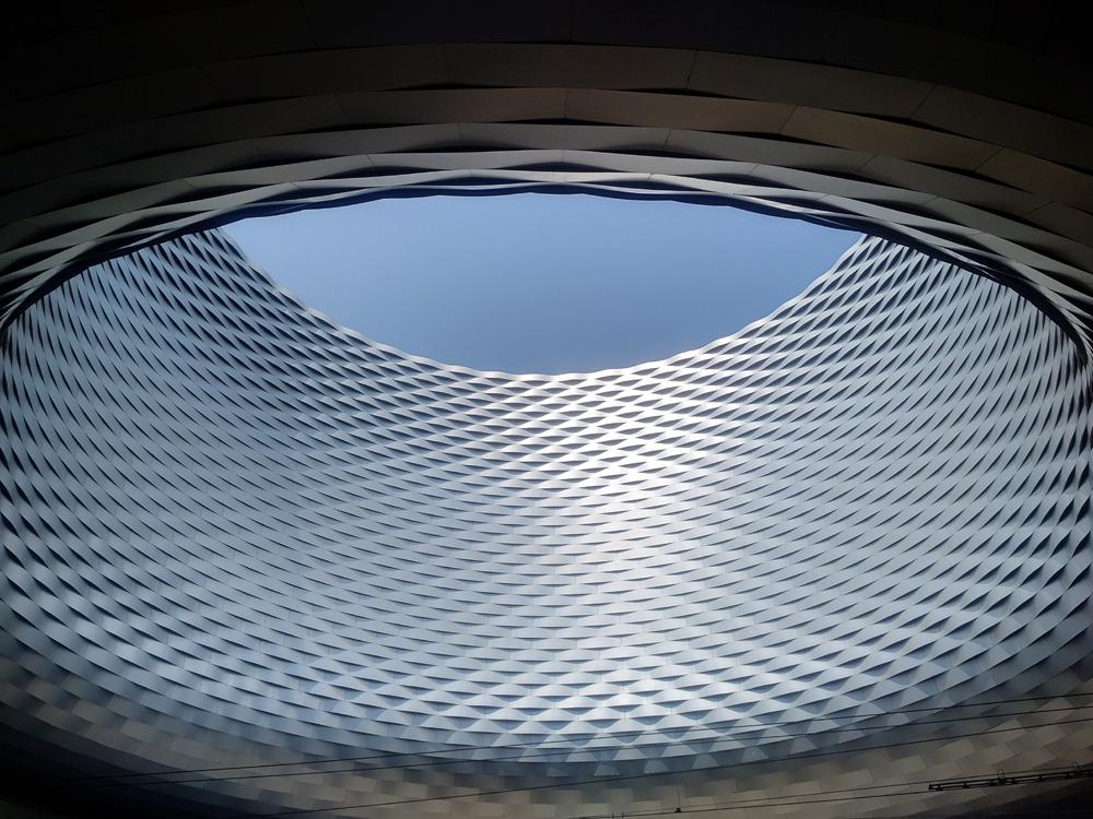 Katja Schmitt Basel Messe Fair Architecture Modern Cityscape