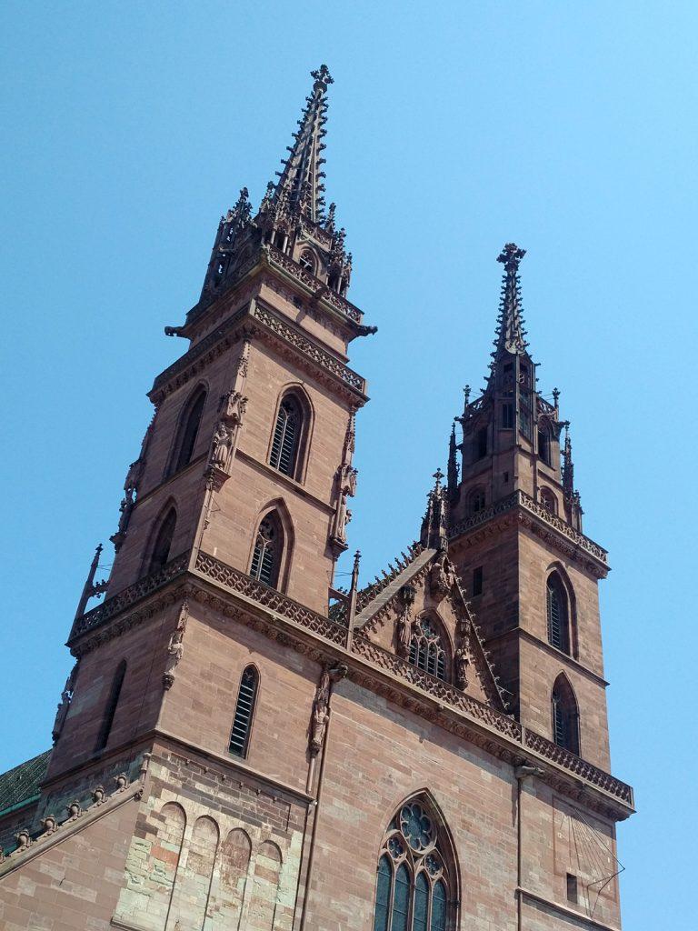 Katja Schmitt Basel Muenster Cathedral
