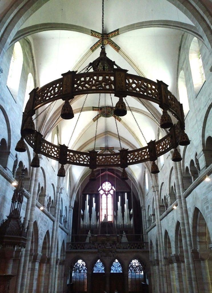 Katja Schmitt Basel Muenster Cathedral Interior 2