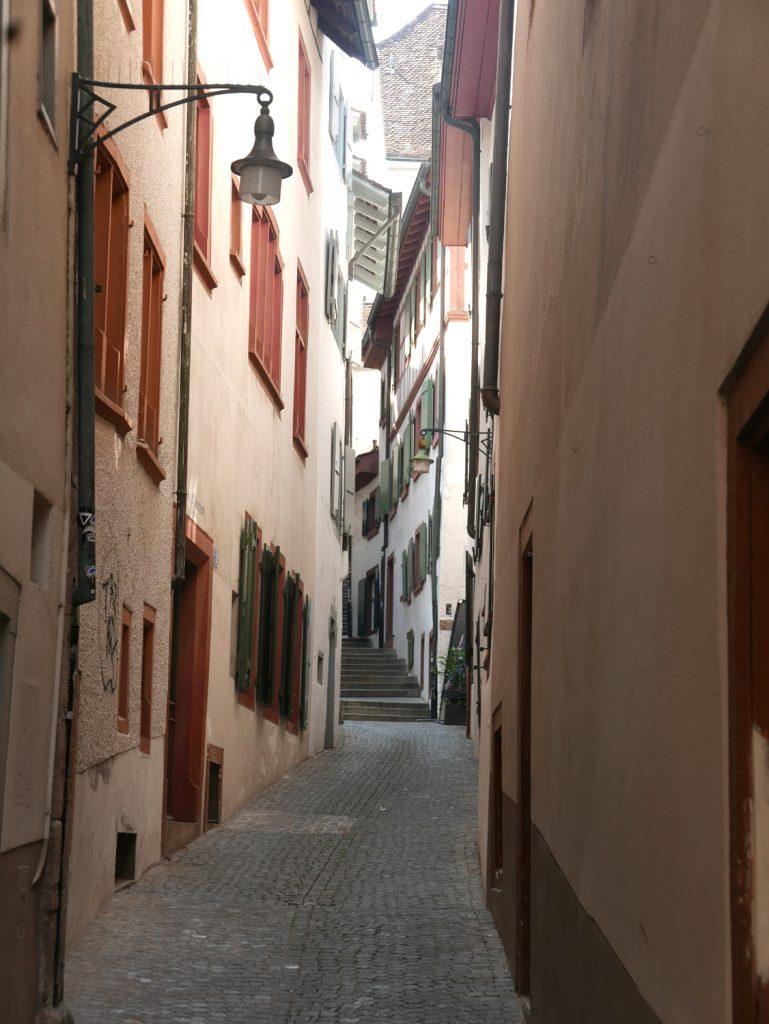Katja Schmitt Basel Street Gasse Cityscape