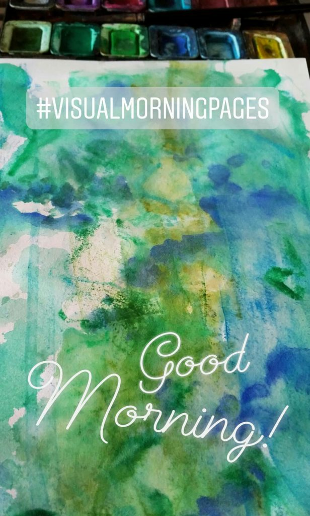 Katja Schmitt Visual Morning Page 240719