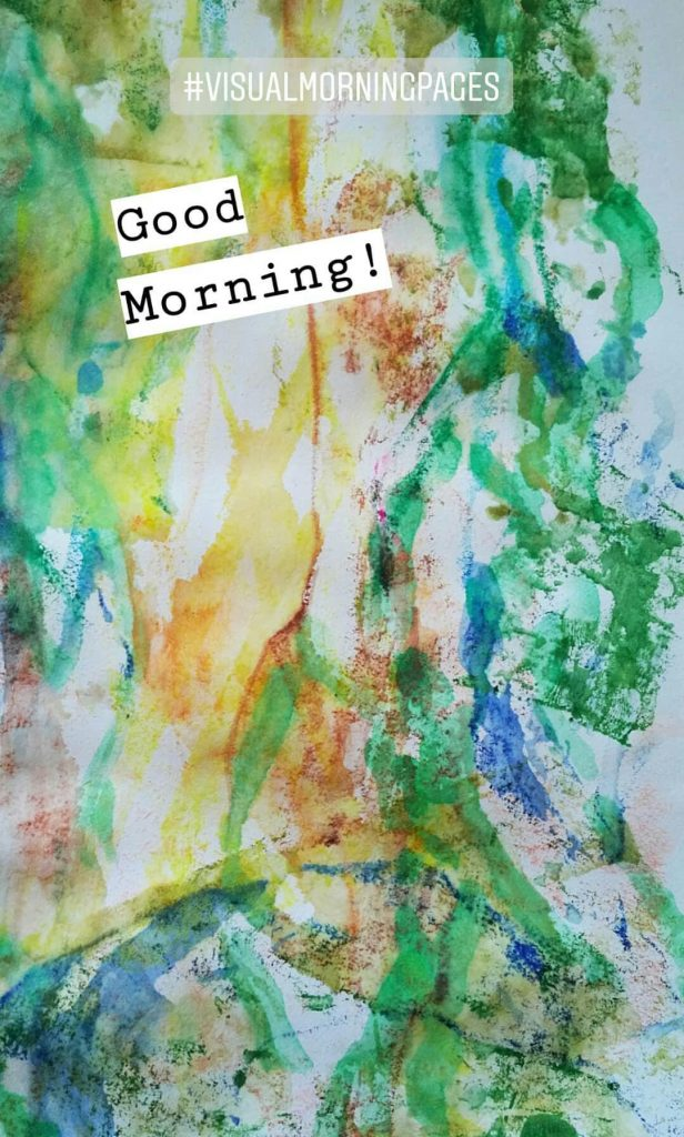 Katja Schmitt Visual Morning Page 010819