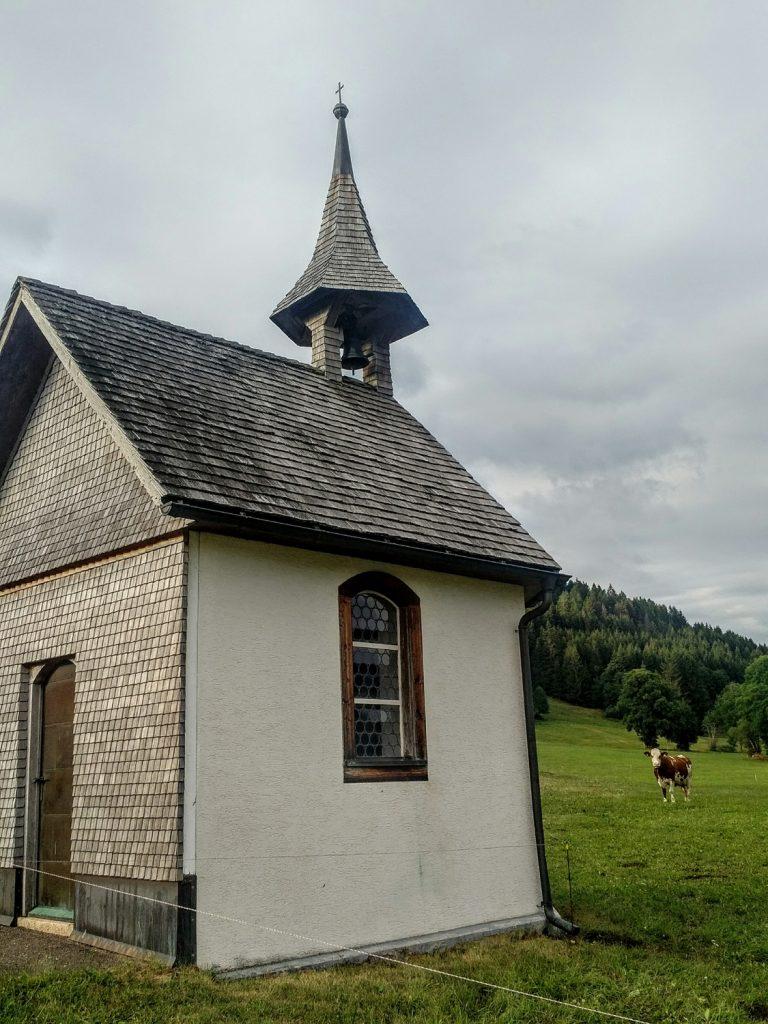 Katja Schmitt Schwarzwald Black Forest Chapel