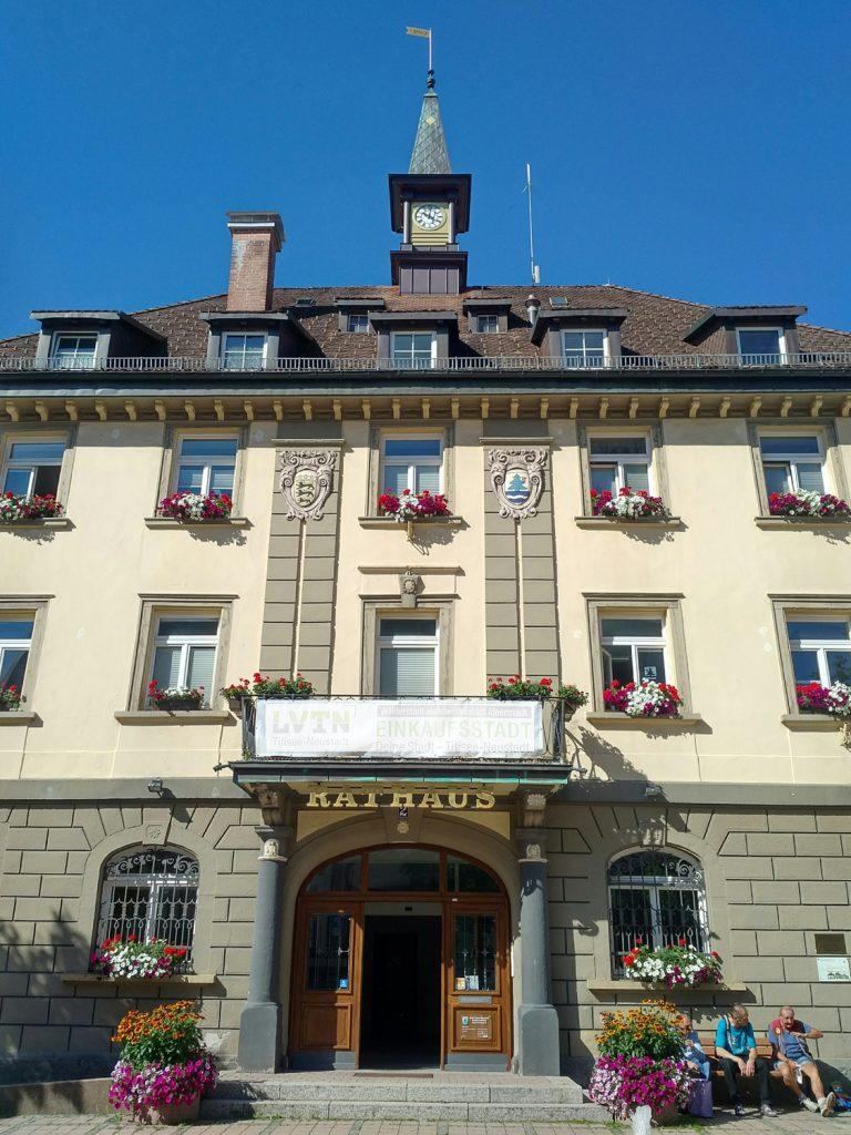 Katja Schmitt Schwarzwald Black Forest Neustadt Rathaus
