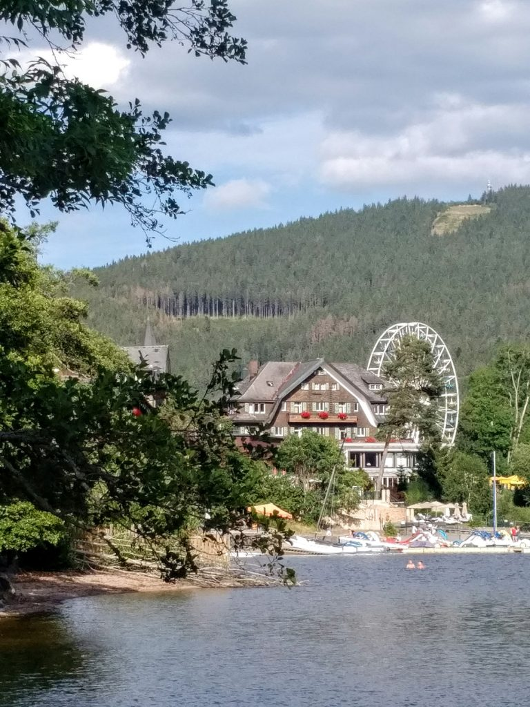 Katja Schmitt Schwarzwald Black Forest Titisee