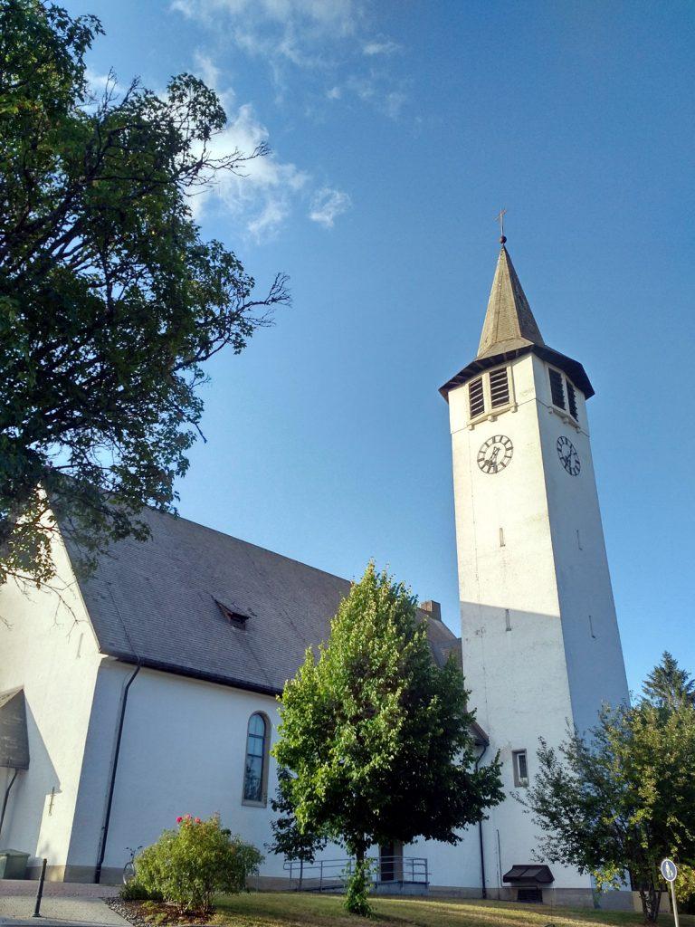 Katja Schmitt Schwarzwald Black Forest Titisee Church Kirche