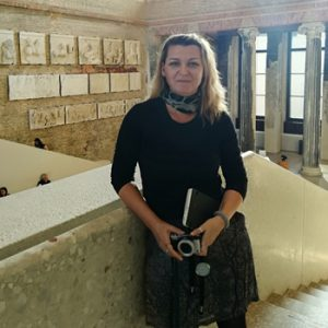 Katja Schmitt Berlin Museum Portrait Artist Destination