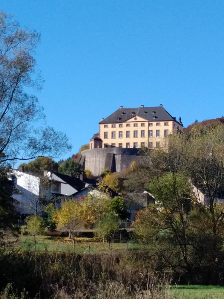 Katja Schmitt Malberg Castle Schloss Eifel