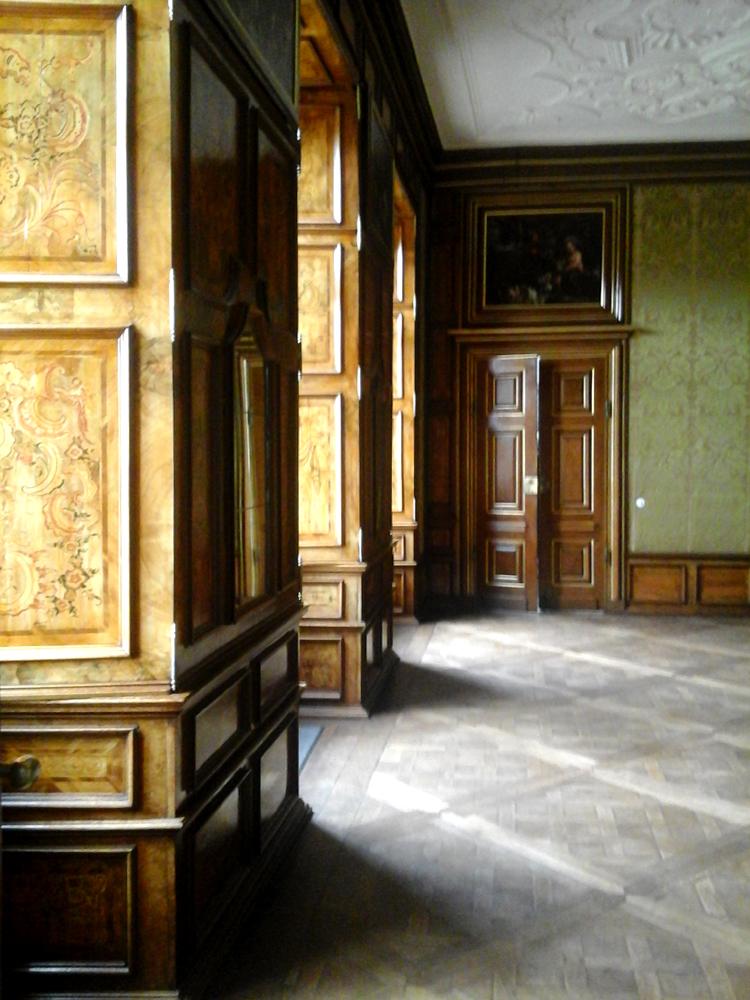 Katja Schmitt Malberg Castle Schloss Eifel Interior