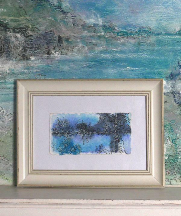 Katja Schmitt New Zealand Bay of Islands Watercolour Aquarell