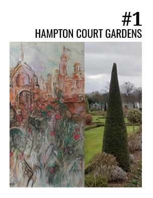 Katja Schmitt Hampton Court